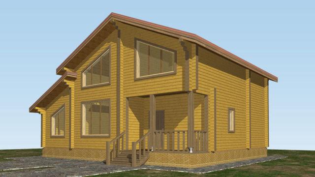 Дом АГ-157 м²