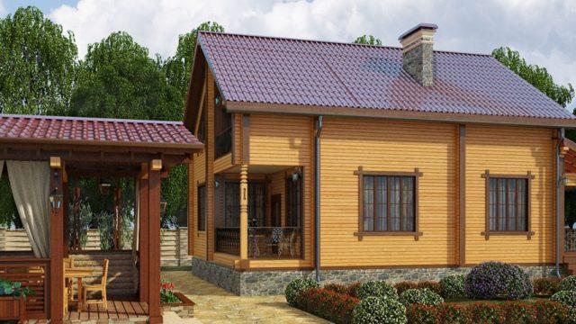 Дом АГ-174 м²
