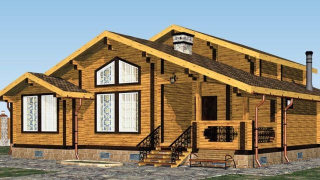 Дом АГ-151 м²
