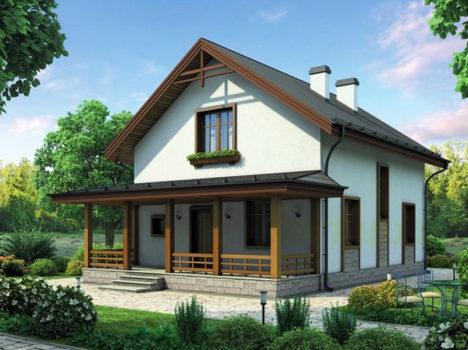 Проект дома КБ-114