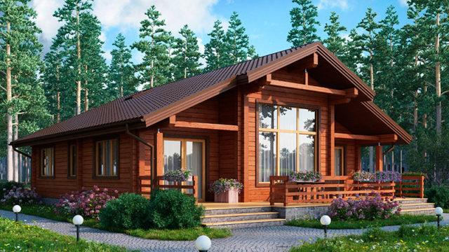 Проект дома КЛЁН-167