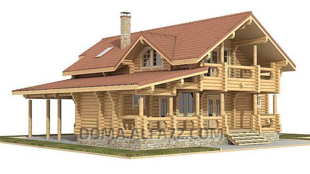 Дом ЛЕСНИК-215