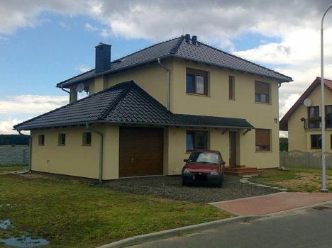 Проект загородного дома КБ-162