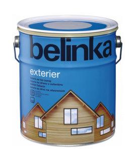 Краска лессирующая Belinka Exterier для наружных работ