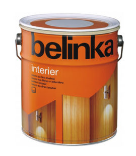 Краска лессирующая Belinka Interier для внутренних работ