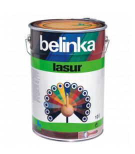 Краска лессирующая Belinka Lasur для внутренних работ