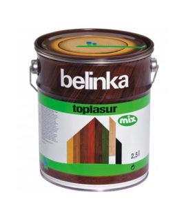 Колеруемая краска Belinka Toplasur MIX