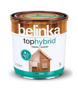 Пропитка для деревянного дома Belinka Tophybrid