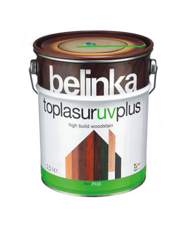 Краска бесцветная Belinka Toplasur UV Plus