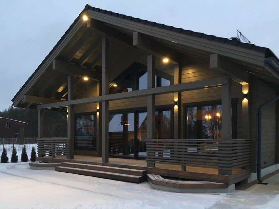 Возможно ли построить деревянный дом самому?