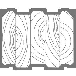 Стены первого этажа из керамзитоблоков