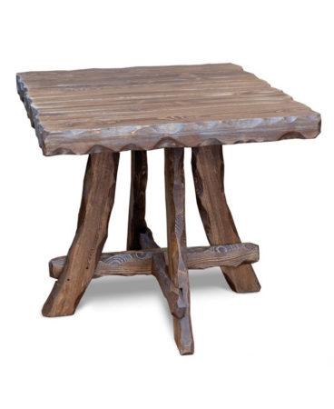 Арт. № МБ-0400/1 Стол деревянный под старину