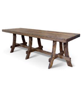Арт. № МБ-0400 Стол деревянный под старину