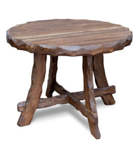 Арт. № МБ-0400/2 Стол деревянный под старину