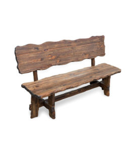 Арт. № МБ-0410 Скамейка деревянная