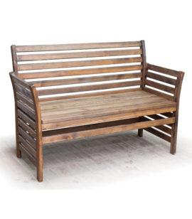Арт. № МБ-0610 Скамья деревянная для сада