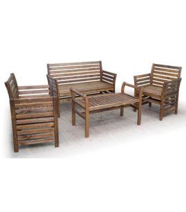 Арт. № МБ-0612 Набор мебели для сада без подушек