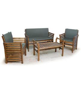 Арт. № МБ-0612 Набор мебели для сада с подушками