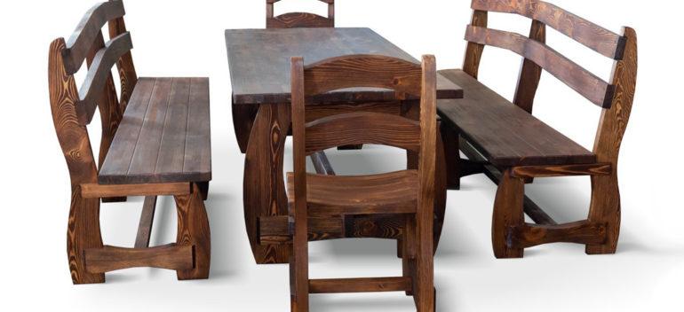 Мебель состаренная