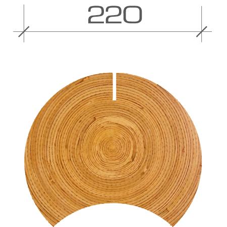 оцб 220 мм