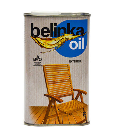 Масло для наружных работ Belinka Oil Exterier