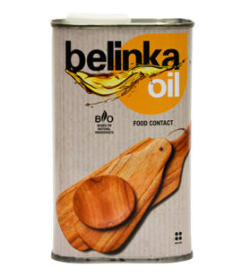 Масло для кухни Belinka Oil Food Contact