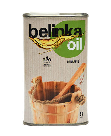 Масло для сауны Belinka Oil Sauna-PARAFFIN
