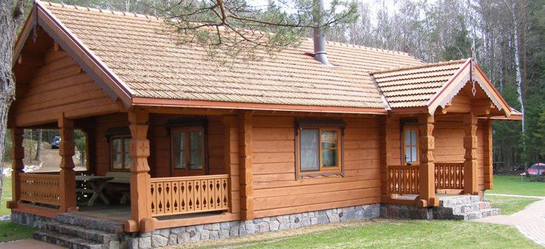 Фундамент для деревянного дома — какой лучше