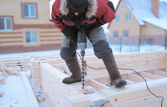 монтаж срубов, строительство сборка домов