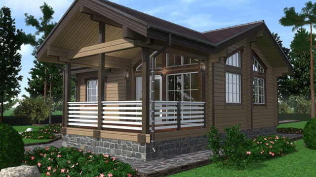 Проект дома 94,36 м.кв.