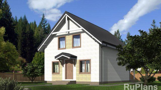 Проект дома КБ-118