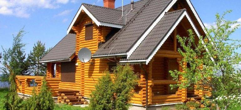 Все о деревянных домах